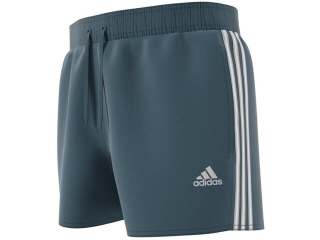 adidas 3S CLX VSL Shorts Hombre, legacy blue